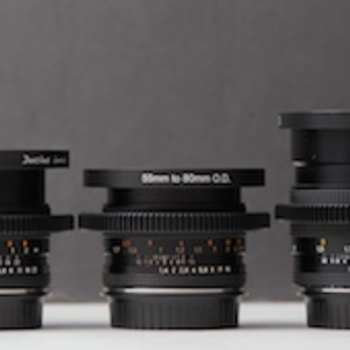 Rent Zeiss Contax Cine Modded Kit