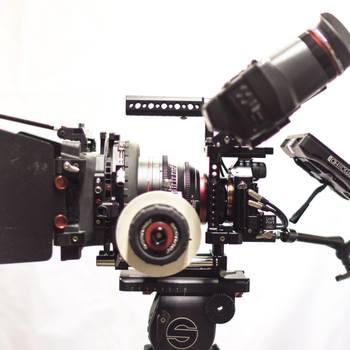 Rent Sony A7s2/A7r2 Base/Cine kits