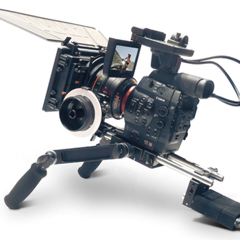 Rent Canon C300 Mark I base/cine kit