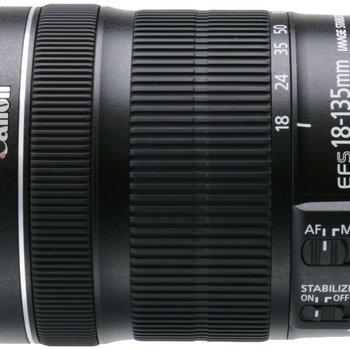 Rent EF-S 18-135mm f/3.5-5.6 IS STM Lens
