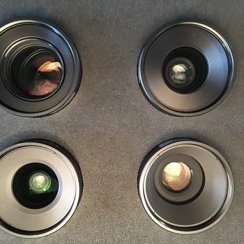 Rent Canon CN-E Cinema Primes