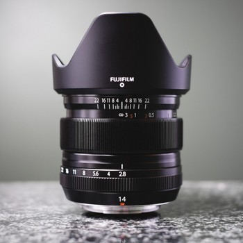 Rent Fujifilm XF 14mm f/2.8 R Ultra Wide-Angle X-Mount Lens