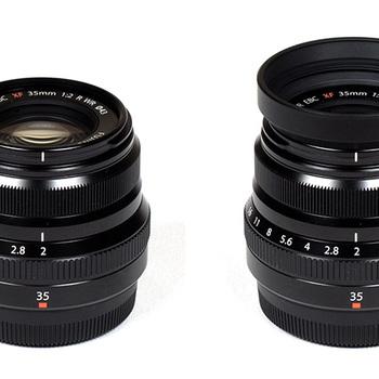 Rent Fujifilm XF 35mm f/2 R WR X-Mount Lens