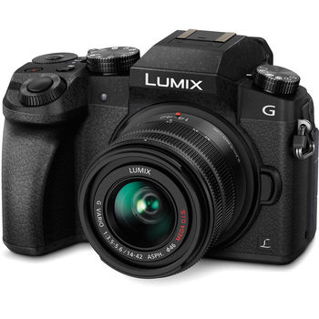 Rent Panasonic Lumix G7