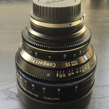 Rent Zeiss CP.2 35mm/T1.5 Super Speed (EF Mount)