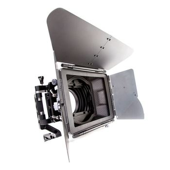 Rent Tilta 4 x 5.65 Carbon Fiber Matte Box