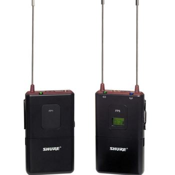 Rent Shure FP Wireless Lav Kit w/ Countryman B6 Mic