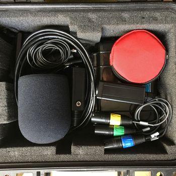 Rent Core Sound TetraMic Kit for Ambisonic (VR / 360º) Recording (BASIC MIC KIT)