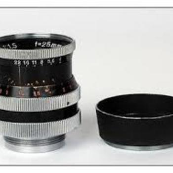 Rent Switar (Bolex) Lenses