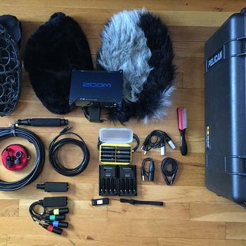Rent Core Sound TetraMic Kit for Ambisonic (VR / 360º) Recording (RECORDING RIG)