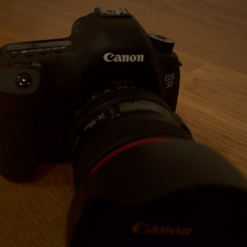 Rent Canon 5D Mark iii with 24-105mm Lens