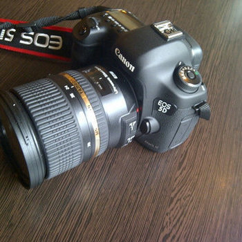 Rent Canon 5D MK III + Lens w/ Magic Lantern