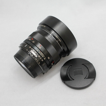 Rent Zeiss T* 50mm f1.4 Planar for Nikon