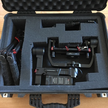 Rent DJI Ronin M + SmallHD Onboard Monitor + Mount