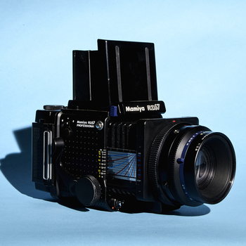Rent RZ67 Medium Format Film