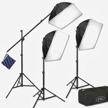 Rent PBL Daylight Softbox Kit