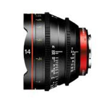 Rent Canon CNE 14mm T3.1 in PL mount