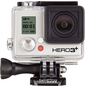 Rent GoPro Hero 3+ with all accessories, remote