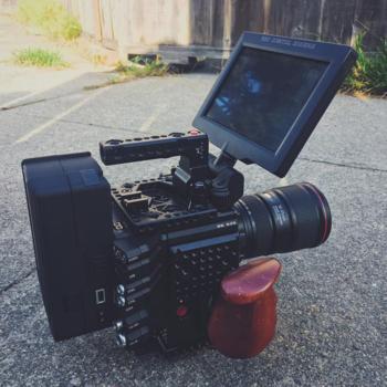 Rent RED Digital Cinema EPIC-W 8K Super35 Camera