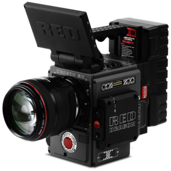 Rent Red Scarlet-W (Dragon) Kit