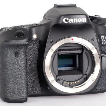 Rent Canon Eos 70D body