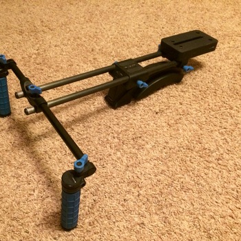 Rent RedRock shoulder mount