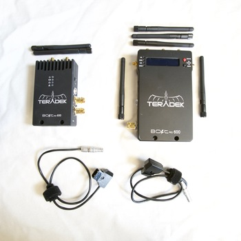 Rent Teradek Bolt Pro 600 HD-SDI Video Transmitter/Receiver Set