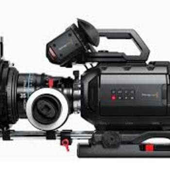 Rent Black Magic URSA Mini 4.6K Canon EF mount