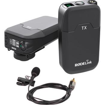 Rent RodeLink Filmmaker Wireless Lav Kit