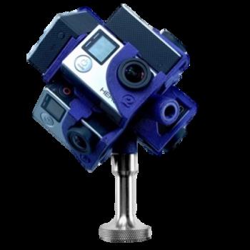 Rent 360Rize Pro7 + 7 GoPro Cameras KIT