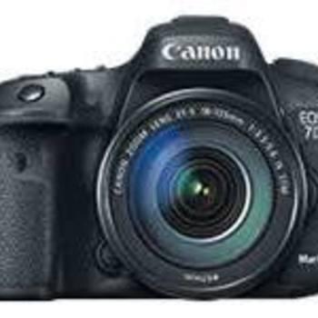 Rent Canon 7D Kit