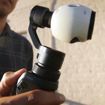 Rent OSMO with DJI X3 Camera