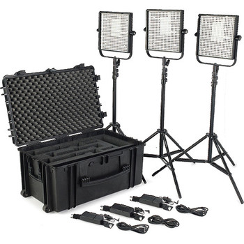 Rent Litepanels Traveler Trio Kit with Hardcase