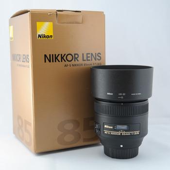 Rent Nikon 85mm