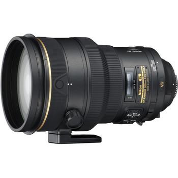 Rent Nikon AF-S NIKKOR 200mm f/2G ED VR II Lens