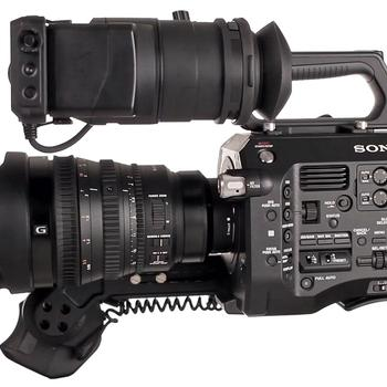 Rent SONY FS7 4K Camera Indie Package w 2 Lenses