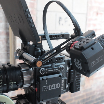 Rent RED Weapon Helium Camera Package (Complete Kit)