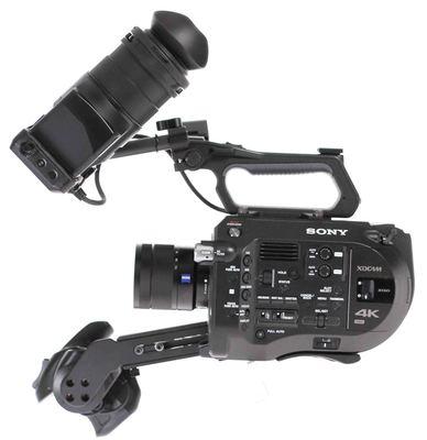 Sony fs7 ironsightcinema
