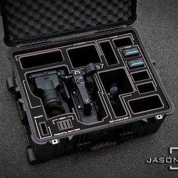 Rent Sony PXW-FS7 Camera w/Metabones EF Lens Adaptor