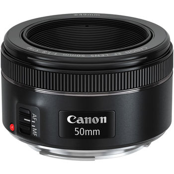 Rent EF 50mm f/1.8 STM