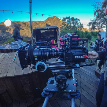 Rent Dana Dolly w/ Rails and Lo-Boy Stands