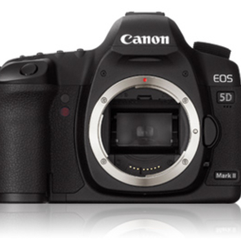 Rent 5D Mkii ( 5D Mark 2) w/ memory card and batteries