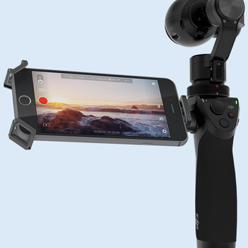 Rent DJI Osmo w/ Z-axis add-on, 2 bats, More
