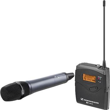 Rent Sennheiser Wireless Handeld Mic for Interviews w/reciever