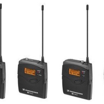 Rent 5 Sennheiser G3 Lav kits