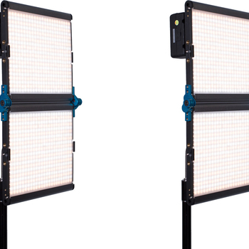 Rent 2 Dracast 1000 Silver Series Foldable Bi-Color LED Lights