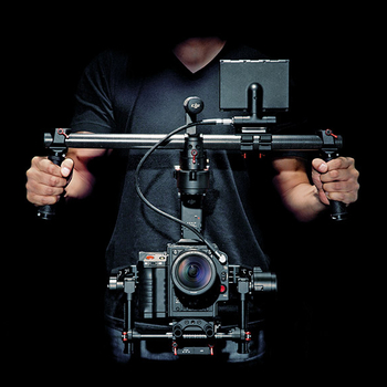 Rent DJI Ronin w/ extended arms kit, 2 batts,  extras