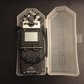 Rent Zoom H5 Handy Recorder