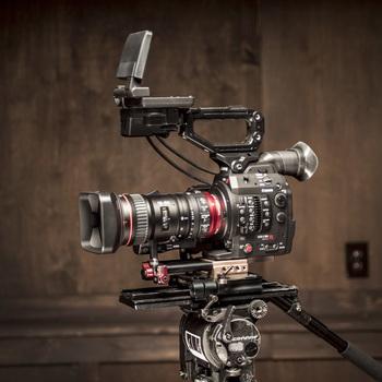 Rent C300 Mk II with 18-80 Canon Cine Zoom