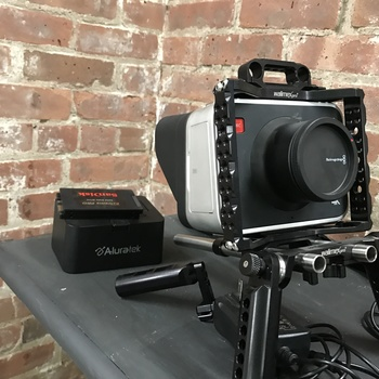 Rent Blackmagic Design Production Camera 4K